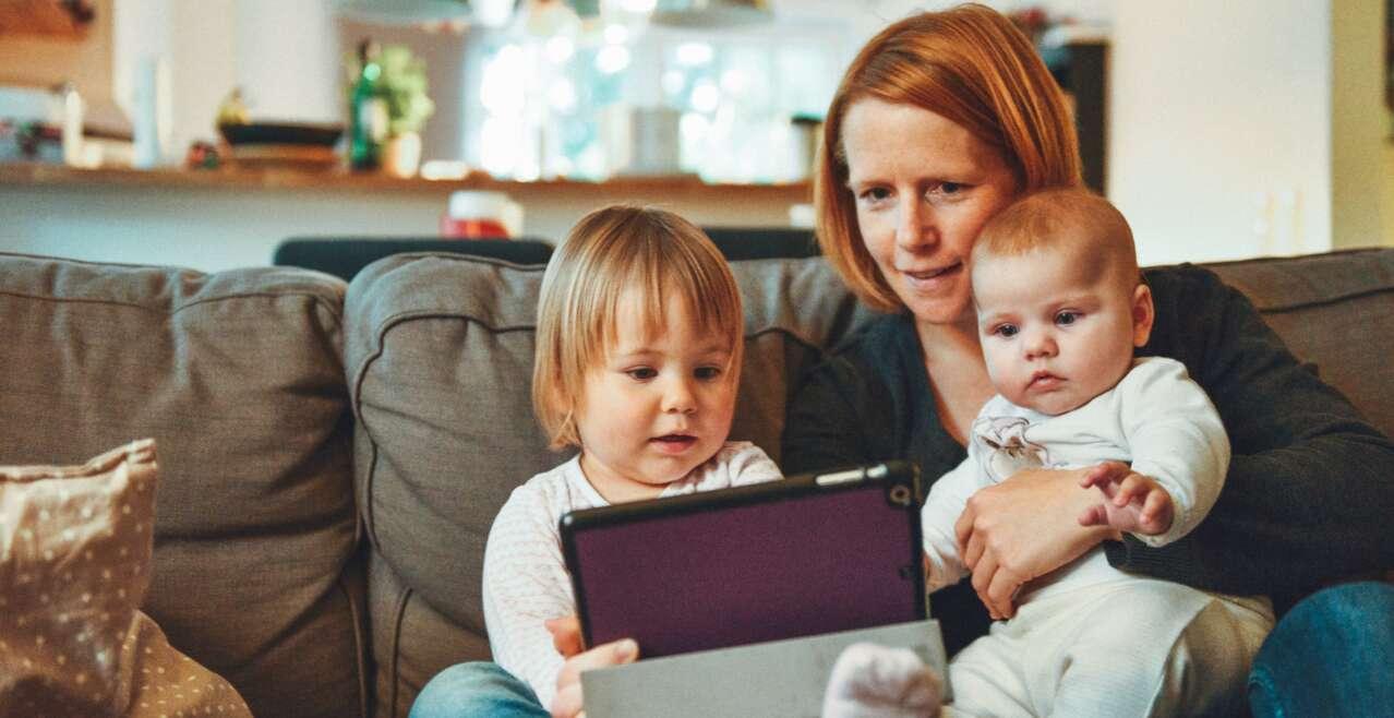 Sostegno on-line per genitori